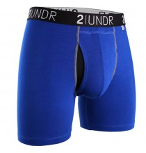 SWING SHIFT BOXER BRIEF - BLUE | BLUE