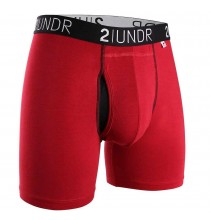 SWING SHIFT BOXER BRIEF - RED | RED