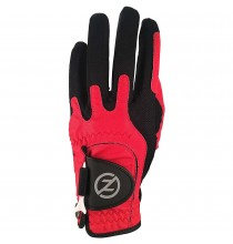 Synthetic Golf Gloves - Red