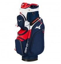 BR-D4 Cart Bag - Navy/Red