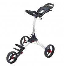 Compact-3 trolley - White/Black