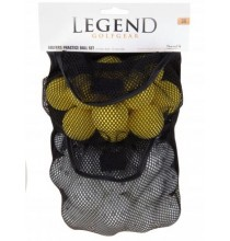 Practice Ball Set 24 hollow + 12 foam